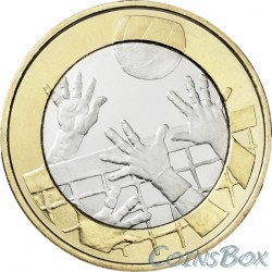 Finland 5 Euro 2015 Volleyball