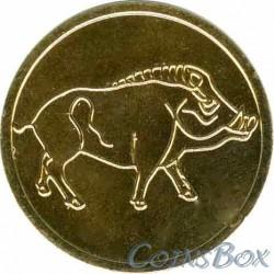 Pig Badge 2007 SPMD