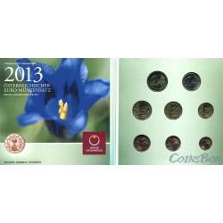 Австрия 2013 набор евро монет