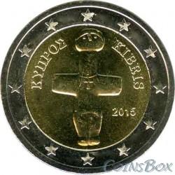Cyprus 2 Euro  2015