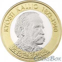 Finland 5 euro 2016. Kyuesti Kallio
