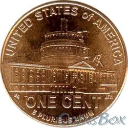 1 cent 2009. The presidency in Washington.
