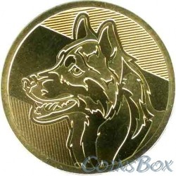 Dog Badge 2018 SPMD