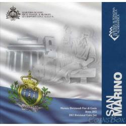 Сан-Марино. Набор монет 2012