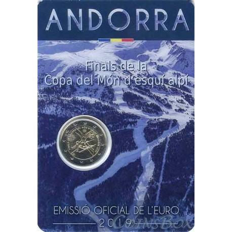 Андорра 2 евро 2019 Финал Кубка мира по горнолыжному спорту