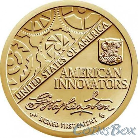 1 Dollar First Patent 2018