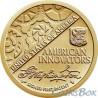1 Доллар Первый патент 2018