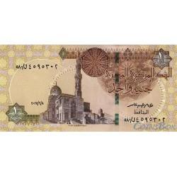 Egypt 1 pound 2017