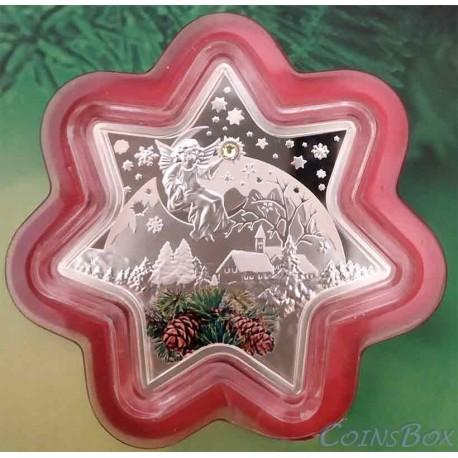 Niue 2 Dollar 2012 Christmas Star