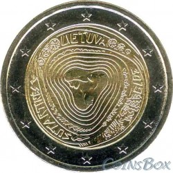 Lithuania 2 euro 2019 Sutartines