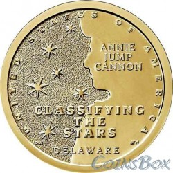 1 Dollar 2019 Star Classification
