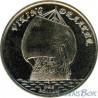 Острова Гилберта 1 доллар 2019 Драккар