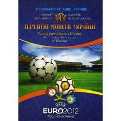5 Hryvnia. The final tournament of UEFA EURO 2012 (album)