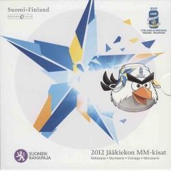 Набор 2012 Чемпионат мира по хоккею.