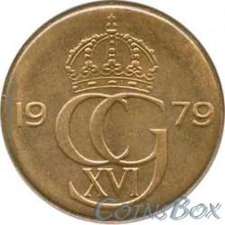 Sweden 5 Ore 1979