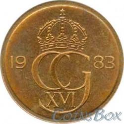 Sweden 5 Ore 1983