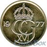 Sweden 10 Ore 1977