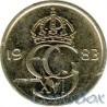 Швеция 10 эре 1983