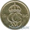 Швеция 10 эре 1986 (U)