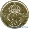 Sweden 10 Ore 1988