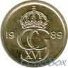 Sweden 10 Ore 1989