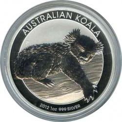 1 Dollar 2012. Koala