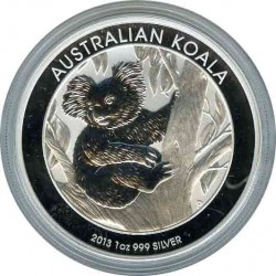 1 Dollar 2013. Koala