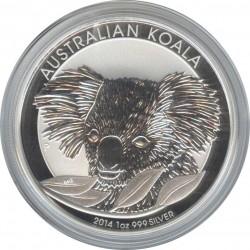 1 Dollar 2014. Koala
