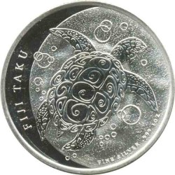 2 Dollar 2011. Turtle Taku