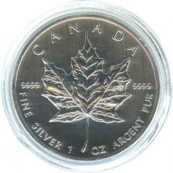 Канада 5 долларов 2013. Кленовый лист