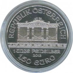 1,5 Евро 2013 год. Австрийская филармония
