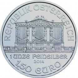 1,5 Евро 2014 год. Австрийская филармония