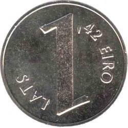 Latvia 1 lats 2013 Euro-Latin