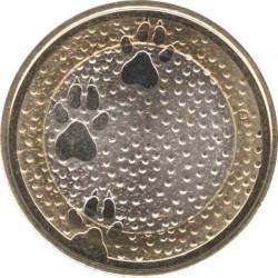 Финляндия 5 евро 2012 Фауна (Fauna)