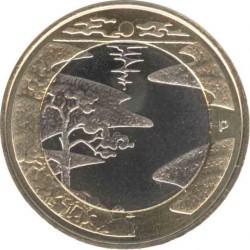 Финляндия 5 евро 2013 Лето
