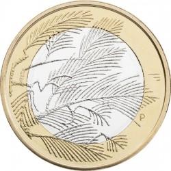 Finland 5 Euro 2014 Цildlife
