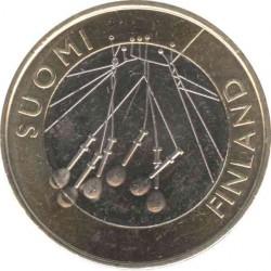 Finland 5 Euro 2010 Satakunta