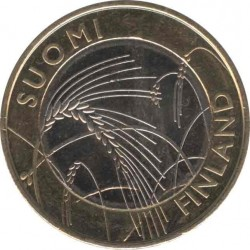 Финляндия 5 евро 2011 Савония (Savon)