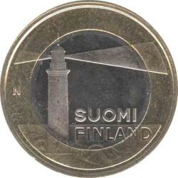 Финляндия 5 евро 2013 Аландские острова Маяк (Ahvenanmaa)