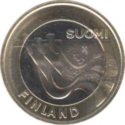 Finland 5 Euro 2013 HPP Karelia (Karjala)