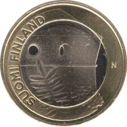 Finland 5 Euro 2013 Savo (Savo)