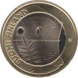 Финляндия 5 евро 2013 Саво (Savo)