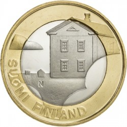 Finland 5 Euro 2013 Ostrobothnia (Pohjanmaa)