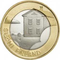 Финляндия 5 евро 2013  Остроботния (Pohjanmaa)
