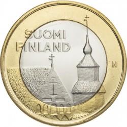 Финляндия 5 евро 2013 Хяме (Häme)