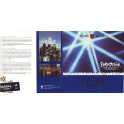 Набор 2007 Евровидение.