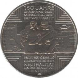 10 евро 2013 150 лет Красному кресту