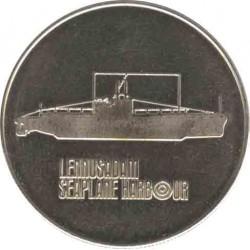 Жетон подводная лодка Лембит.